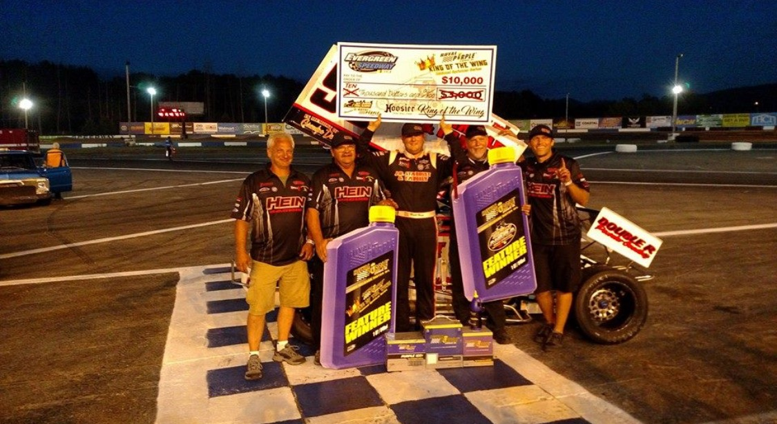 Matt Hein Wins Thrilling Rory Price Memorial At Evergreen; Keeps RPM Victory Streak Alive