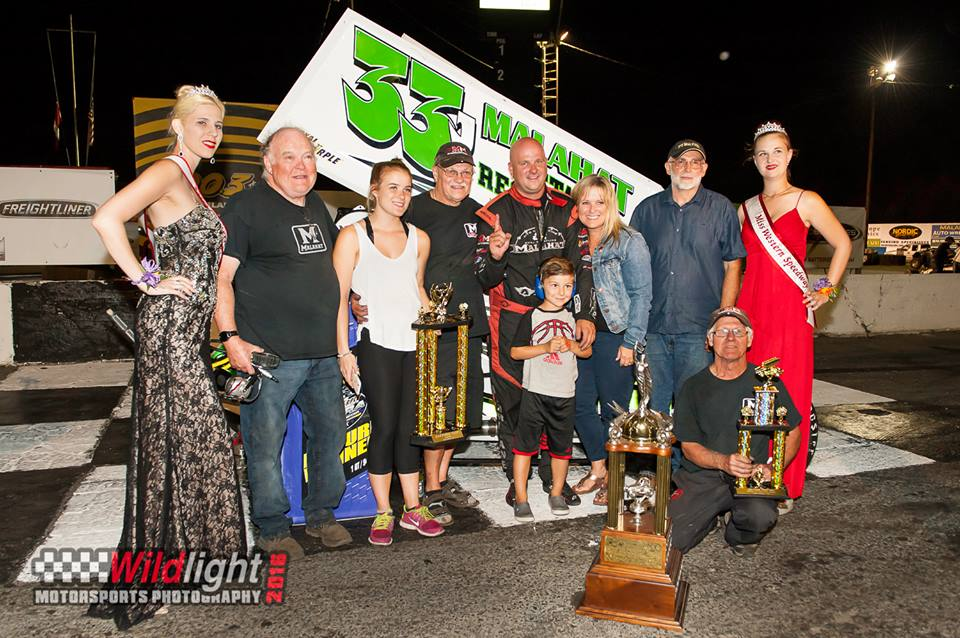 Jeff Montgomery Wins Night Two At Western Speedway; Captures Fourth Career P&R Truck Centres Daffodil Cup