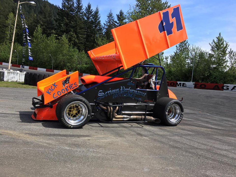 Canada's Aaron Willison Ready For Oregon Debut With Royal Purple NSRA Winged Sprintcars