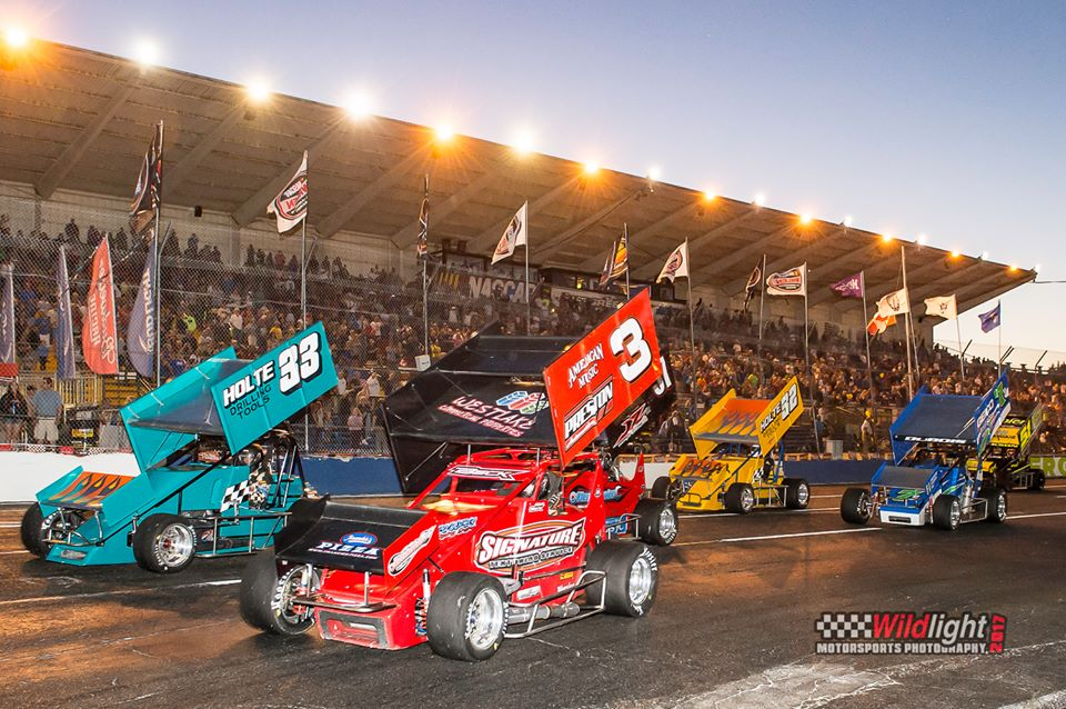 2018 NSRA Sprintcar Series To Feature Nine Nights Of Action