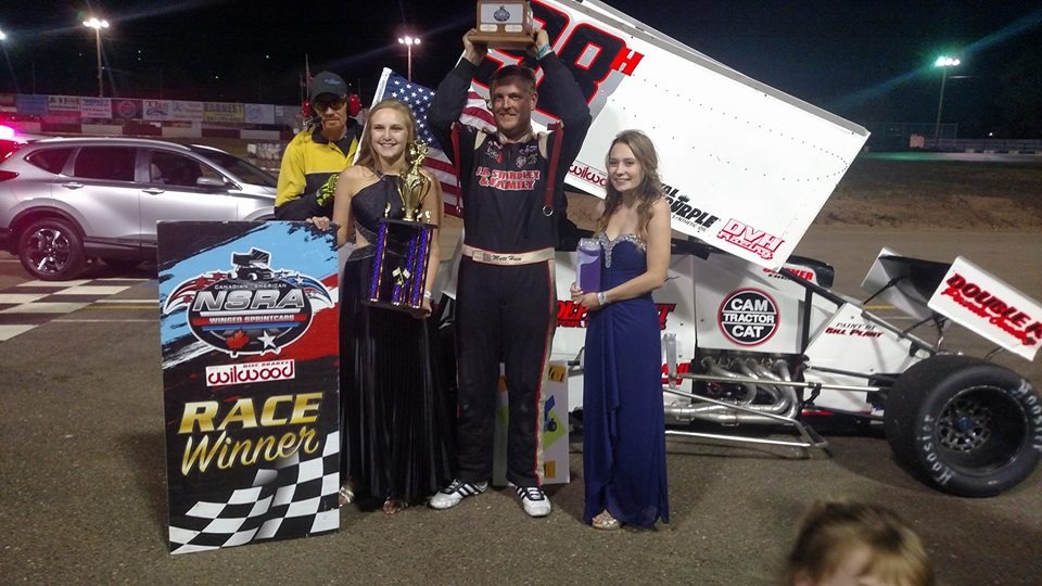 Matt Hein Wins NSRA Season Opening Rick Brown Super Shoe